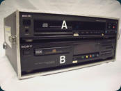 Sony CDP-311 / Philips CD-582, CD Players
