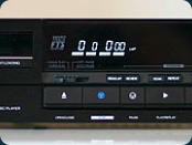 Philips CD-650, CD Player