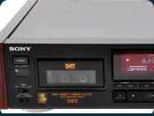 Sony DTC-55ES, DAT Recorder / Player