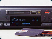 Sony MDS-101, Mini Disc Recorder