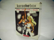 KARAOKE BOX DVDs, 70er / 80er, new Pop, Schlager, Audio-Tools