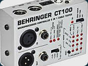 Behringer CT100 Multi-Kabeltester, Audio-Tools